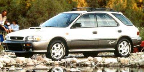 1998 Subaru Impreza Wagon 5dr Wgn Outback Sport Manual w-ES