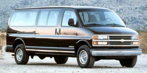 1998 Chevrolet Express Van 2500 135 WB