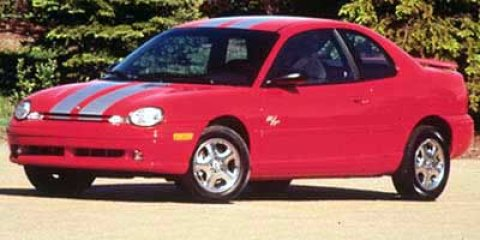 Used 1999 Dodge Neon 2dr Cpe Highline