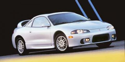 Used 1999 Mitsubishi Eclipse 3dr Cpe RS Manual
