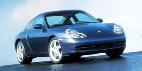 Used 1999 Porsche 911 Carrera 2DR CPE