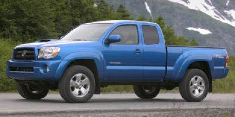 Used 2006 Toyota Tacoma Access 128 Manual 4WD
