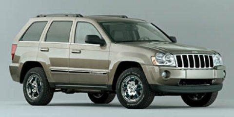 Used 2006 Jeep Grand Cherokee Laredo