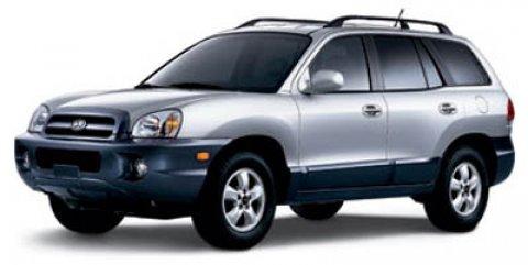 Used 2006 Hyundai Santa Fe