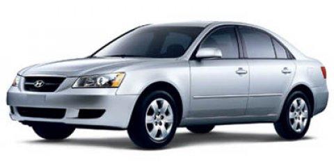 2006 Hyundai Sonata 4dr Sdn GL I4 Auto