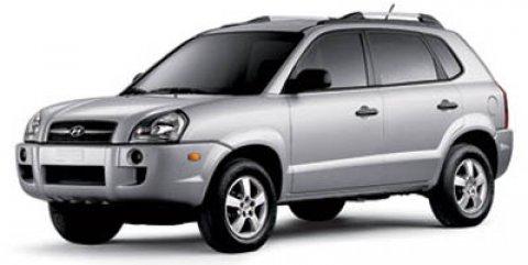 Used 2006 Hyundai Tucson 4dr GL 4WD 2.0L I4 Manual