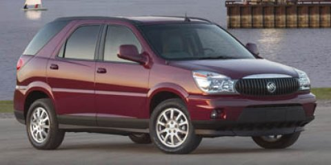 Used 2007 Buick Rendezvous FWD 4dr CXL