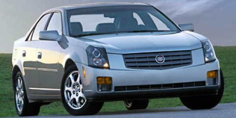 Used 2007 Cadillac CTS 4dr Sdn 3.6L
