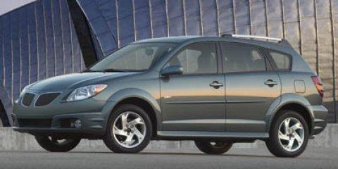 Used 2007 Pontiac Vibe 4dr HB