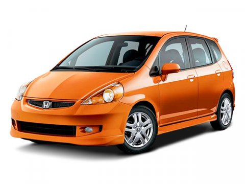 Used 2008 Honda Fit 5dr HB Auto Sport