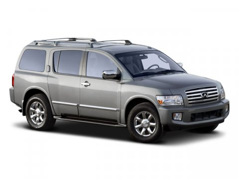 Used 2008 Infiniti QX56 4WD 4dr