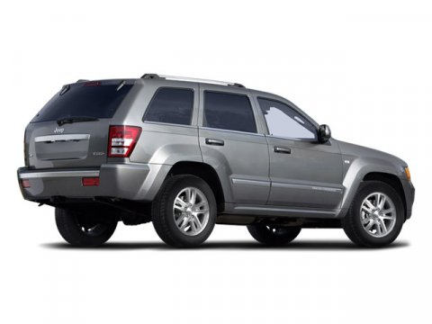 Used 2008 Jeep Grand Cherokee 4WD 4dr Overland