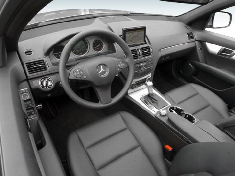 Used 2008 Mercedes-Benz C-Class