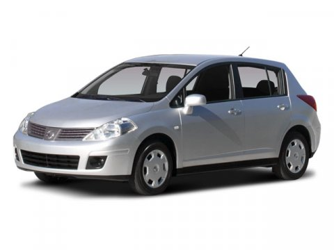Used 2008 Nissan Versa 5dr HB I4 CVT 1.8 SL