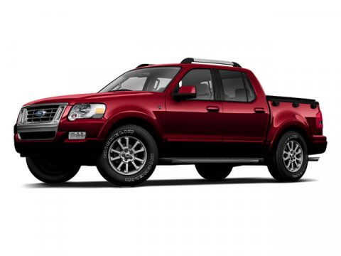 Used 2009 Ford Explorer Sport Trac XLT