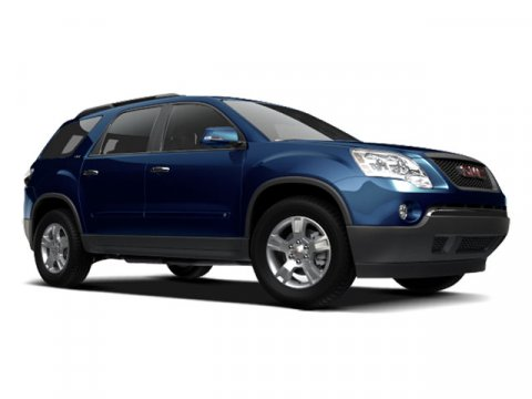 Used 2009 GMC Acadia FWD 4dr SLE1