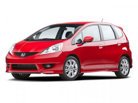 Used 2009 Honda Fit 5dr HB Auto Sport