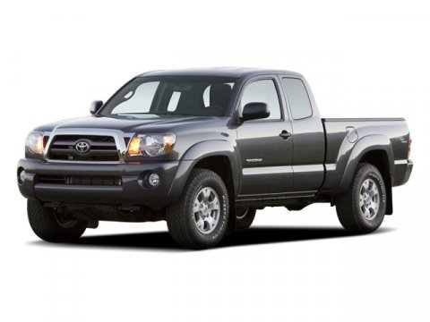 2009 Toyota Tacoma Pickup 4D 6 ft