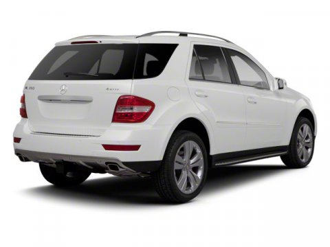 Used 2011 Mercedes-Benz M-Class 4MATIC 4dr ML 350