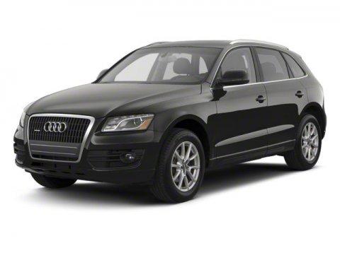 Used 2012 Audi Q5 quattro 4dr 2.0T Premium Plus Sport Utility