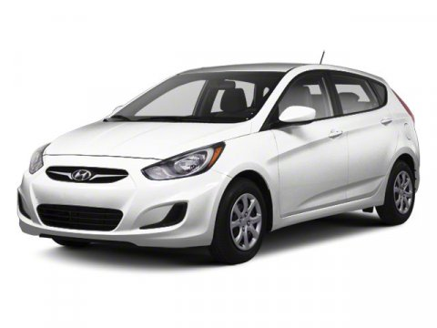 Used 2012 Hyundai Accent 5dr HB Auto GS