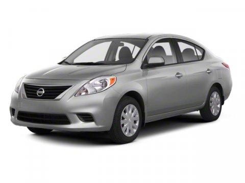 Used 2012 Nissan Versa 4dr Sdn CVT 1.6 SV
