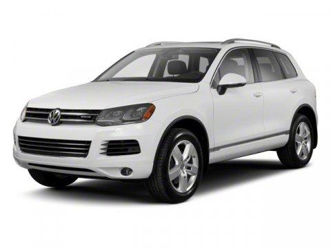Used 2012 Volkswagen Touareg VR6 FSI