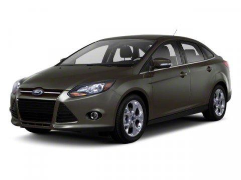Used 2013 Ford Focus 4dr Sdn Titanium