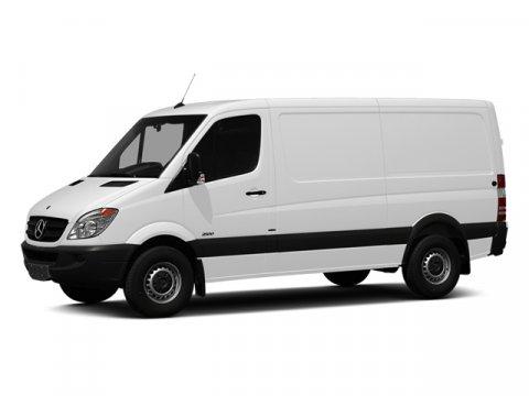 Used 2013 Mercedes-Benz Sprinter Cargo Vans 2500 144
