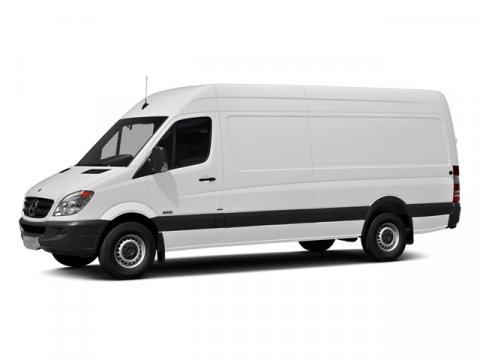 Used 2013 Mercedes-Benz Sprinter Van 2500 170