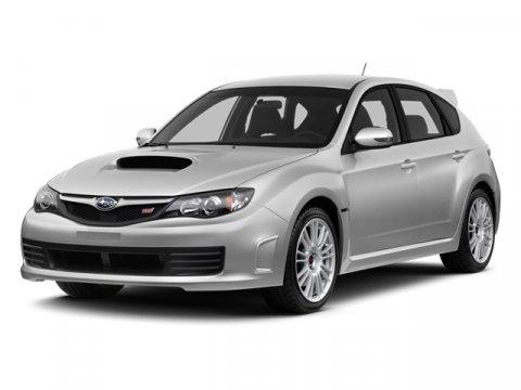 2013 Subaru Impreza Wagon WRX 5dr Man WRX STI
