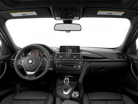 Used 2014 BMW 3 Series 4dr Sdn 320i xDrive AWD