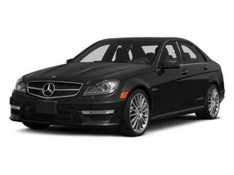 Used 2014 Mercedes-Benz 4dr Sdn C 63 AMG RWD