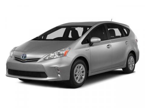 Used 2014 Toyota Prius v 5dr Wgn Three