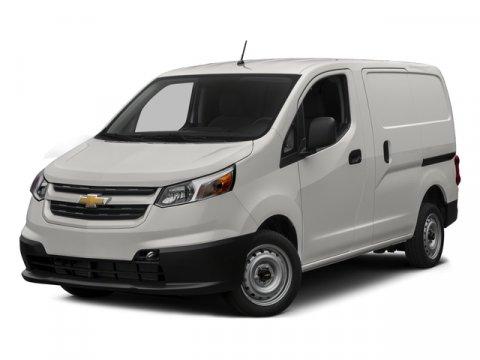 Used 2015 Chevrolet City Express Cargo Van FWD 115 LS