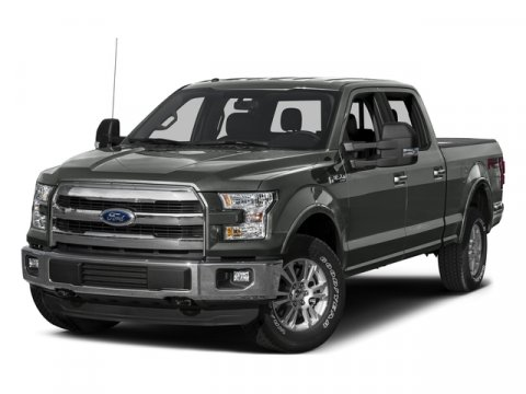 Used 2015 Ford F-150 4WD SuperCrew 145 Lariat