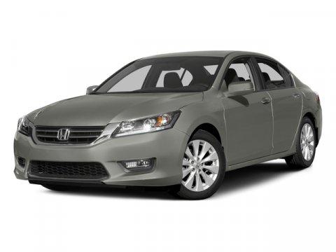Used 2015 Honda Accord Sedan 4dr I4 CVT EX