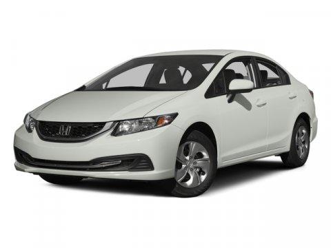 Used 2015 Honda Civic Sedan 4dr CVT LX