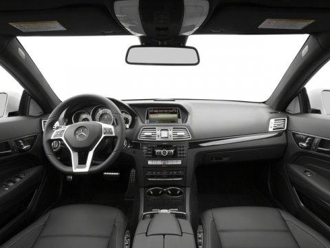 Used 2015 Mercedes-Benz E-Class 2dr Cpe E 400 4MATIC