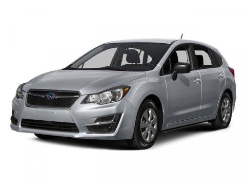 2015 Subaru Impreza Wagon 5dr CVT 2.0i Premium