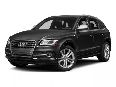 New 2016 Audi SQ5 quattro 4dr 3.0T Premium Plus