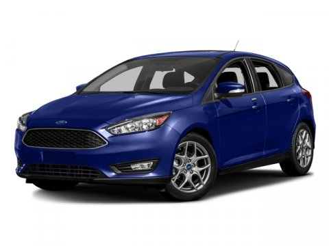 Used 2016 Ford Focus 5dr HB SE