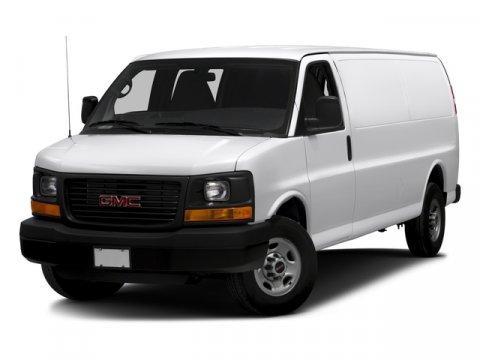 2016 GMC Savana Cargo Van RWD 2500 135
