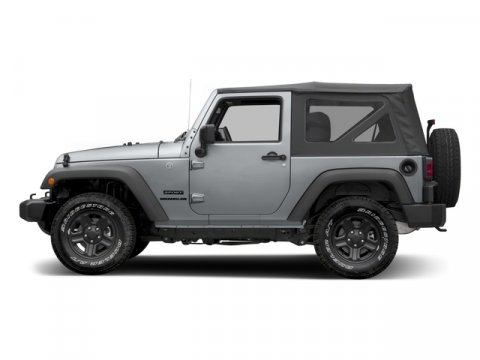 Used 2016 Jeep Wrangler 4WD 2dr Willys Wheeler