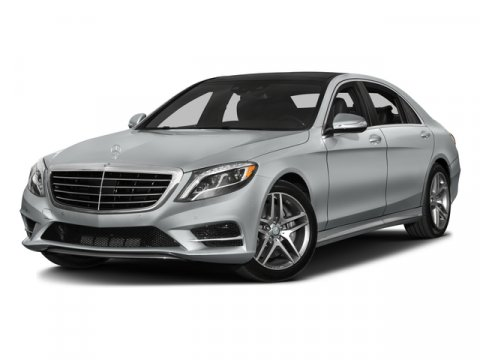 Used 2016 Mercedes-Benz S-Class 4dr Sdn S 550 4MATIC