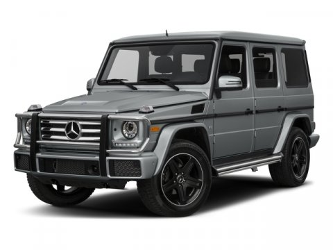 Used 2016 Mercedes-Benz G-Class 4MATIC 4dr G 550