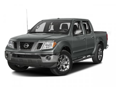 Used 2016 Nissan Frontier SV Crew Cab Pickup