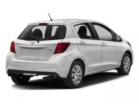 New 2016 Toyota Yaris 5dr Liftback Auto LE