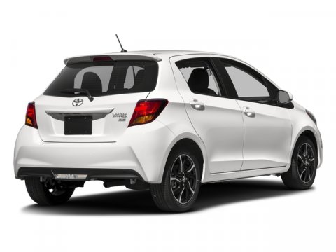 New 2016 Toyota Yaris 5dr Liftback Auto SE