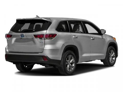New 2016 Toyota Highlander Hybrid AWD 4dr Limited Platinum